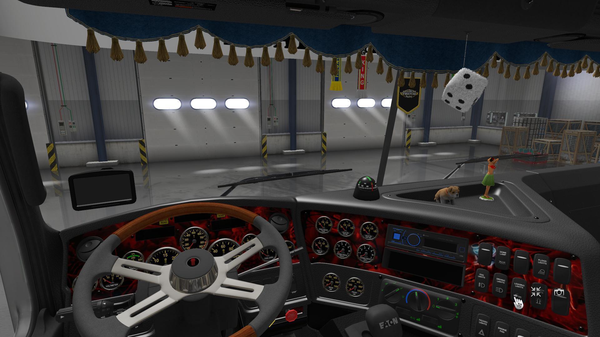 Kenworth K200 V13 For Truck Ets2 Mod