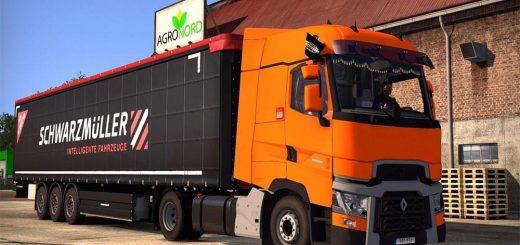 ets2 kenworth k200 v14 0 1 25 x   1 26 x truck   euro