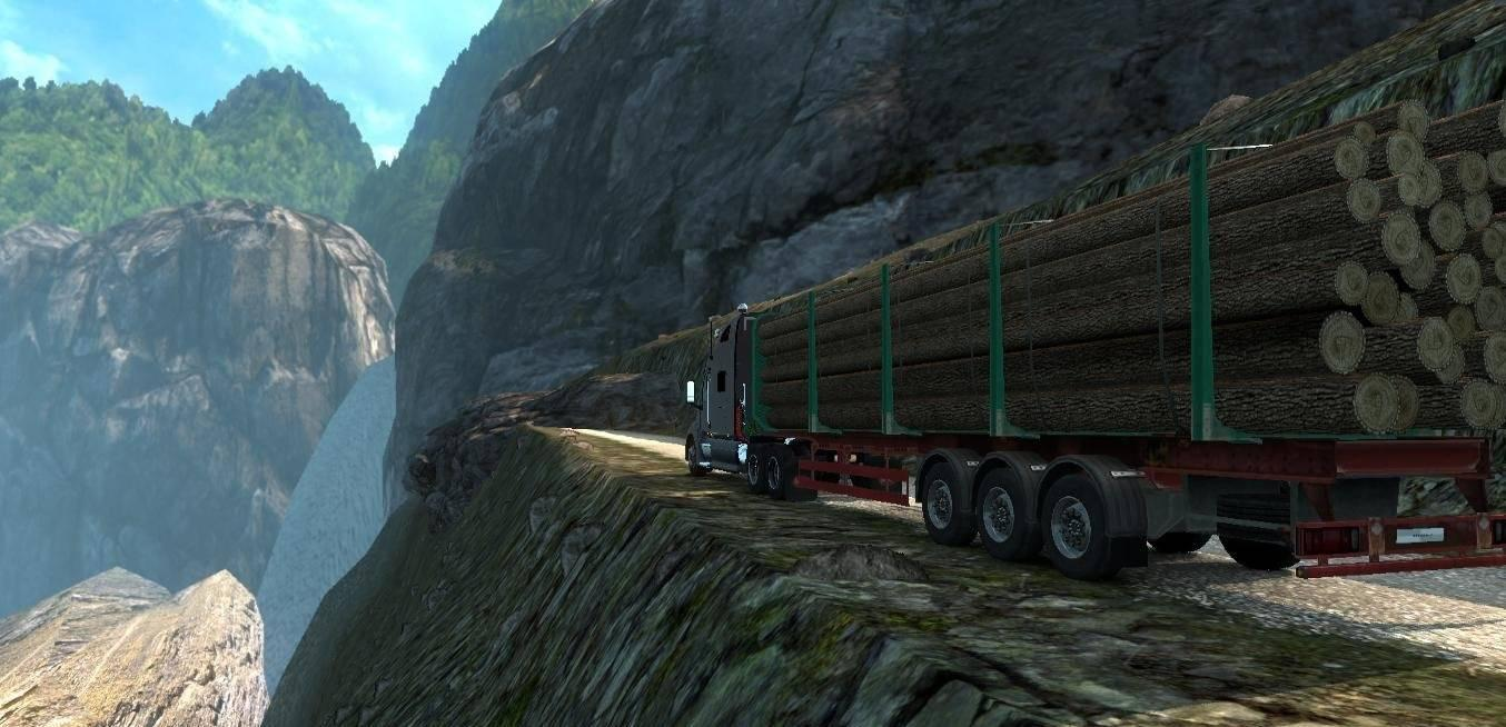 Australia Map Ets2.Australia Tasmania Map For Ets2 Ets2 Mod
