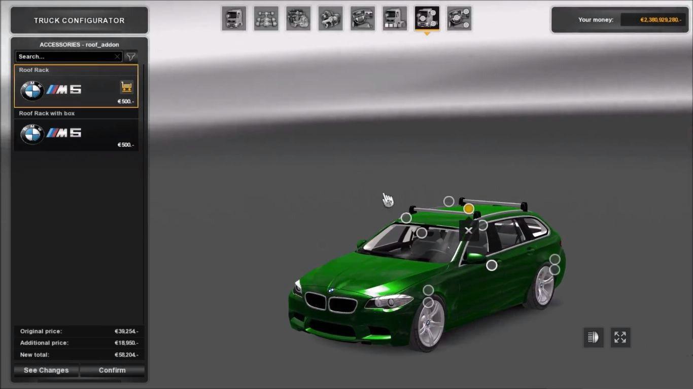 Bmw M5 Touring Car Mod 2 5 Ets2 Ets2 Mod