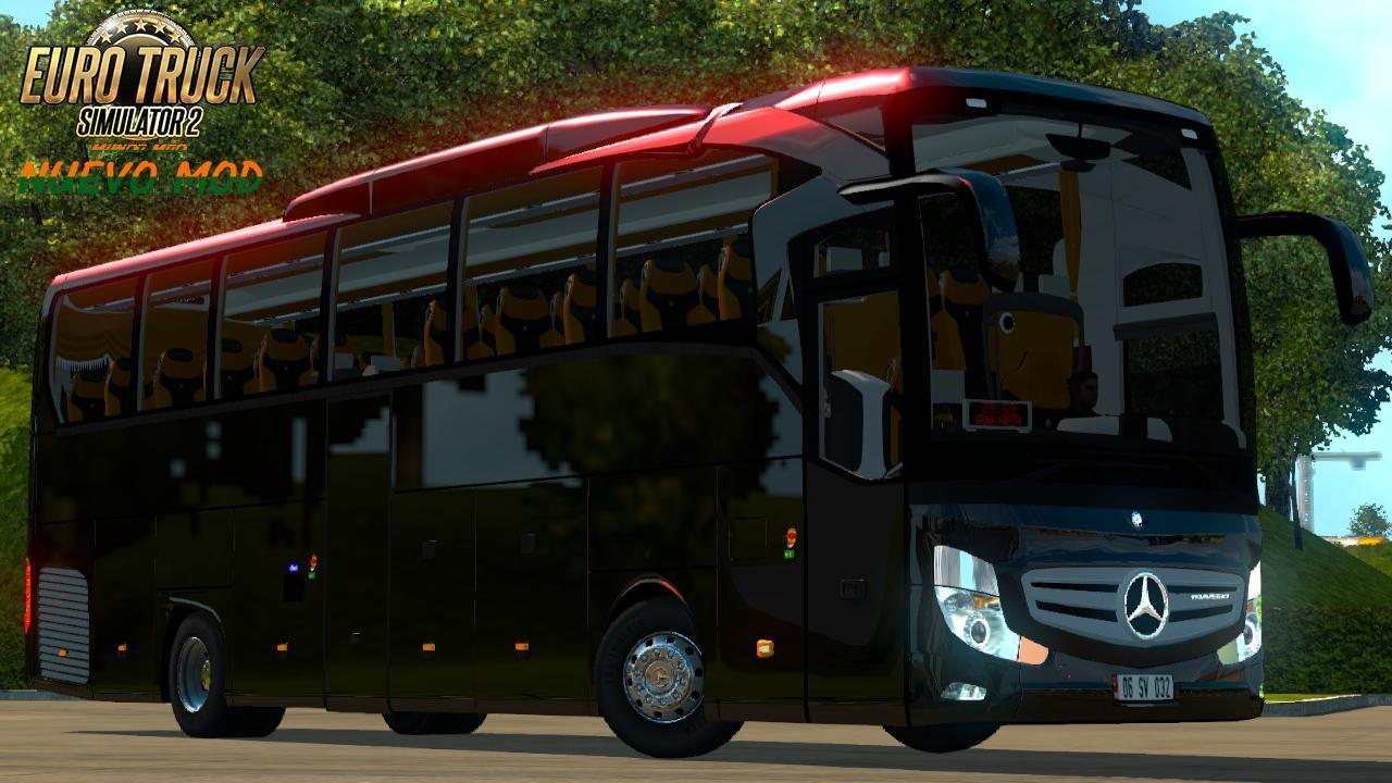 Ets 2 Bus Mod