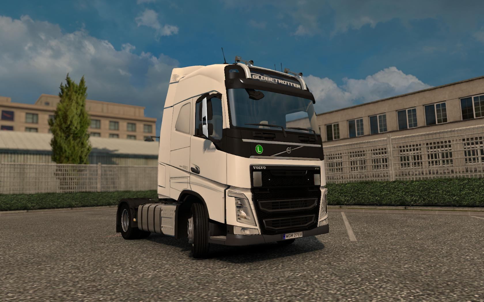 NEW VOLVO FH&FH16 2012 1.26.X - 1.26.2S TRUCK - ETS2 Mod