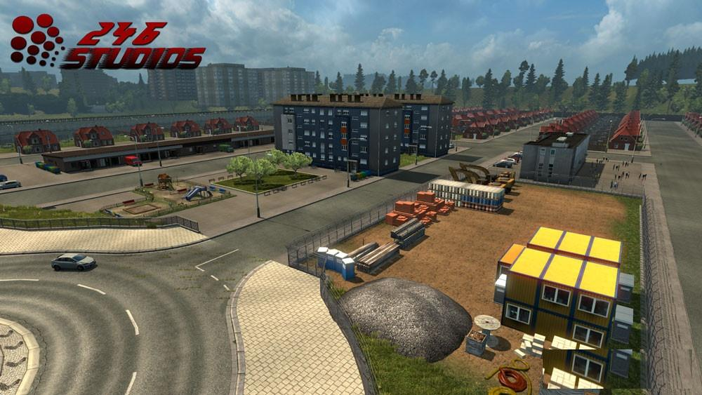 uk rebuilding map v11 ets2