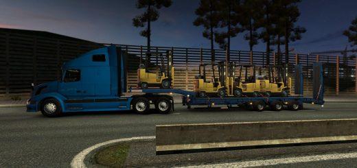 jasper hansen scania r 620 truck mod ets2   ets2 mod