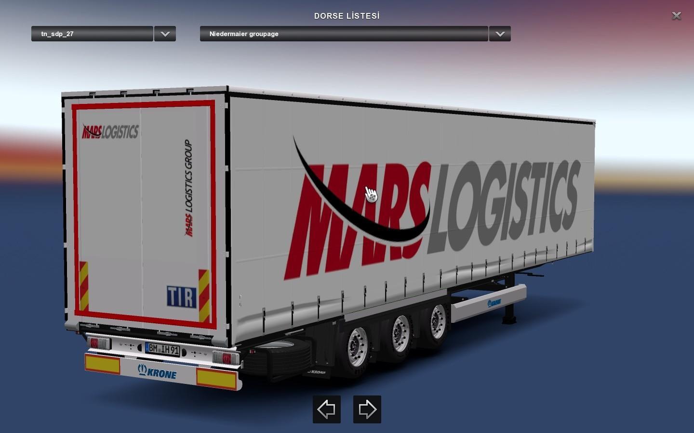 krone turkish trailer pack v1 1 26 ets2   ets2 mod