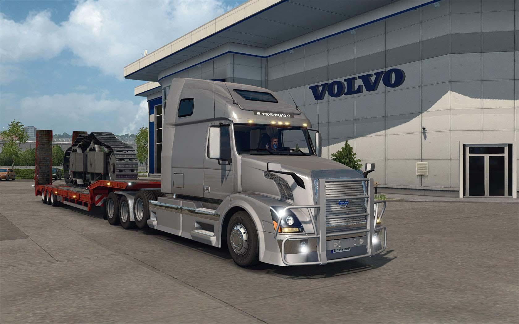 Volvo Vnl 670 Semi Truck Wiring Diagram Free Download 2000 Diagrams Group 2 V1 6 Mod Ets2 2003 Wire At