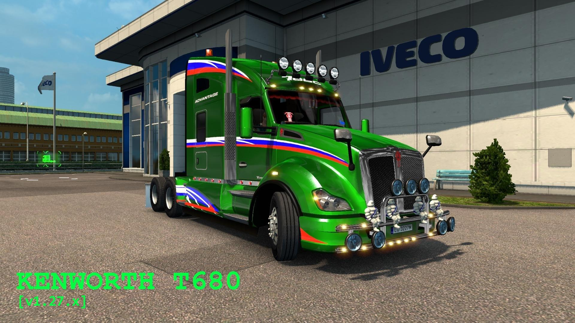 AMERICAN TRUCK PACK - PROMODS EDITION [V1 27] TRUCK MOD