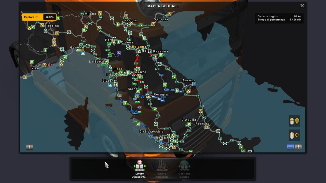 ITALY MAP V X MAP MOD ETS ETS Mod - Portugal map euro truck simulator 2