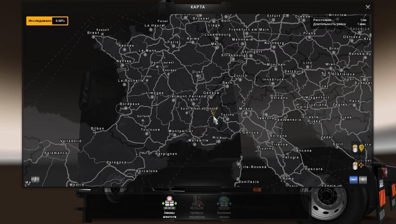 скачать карту tsm map для euro truck simulator 2 1.27