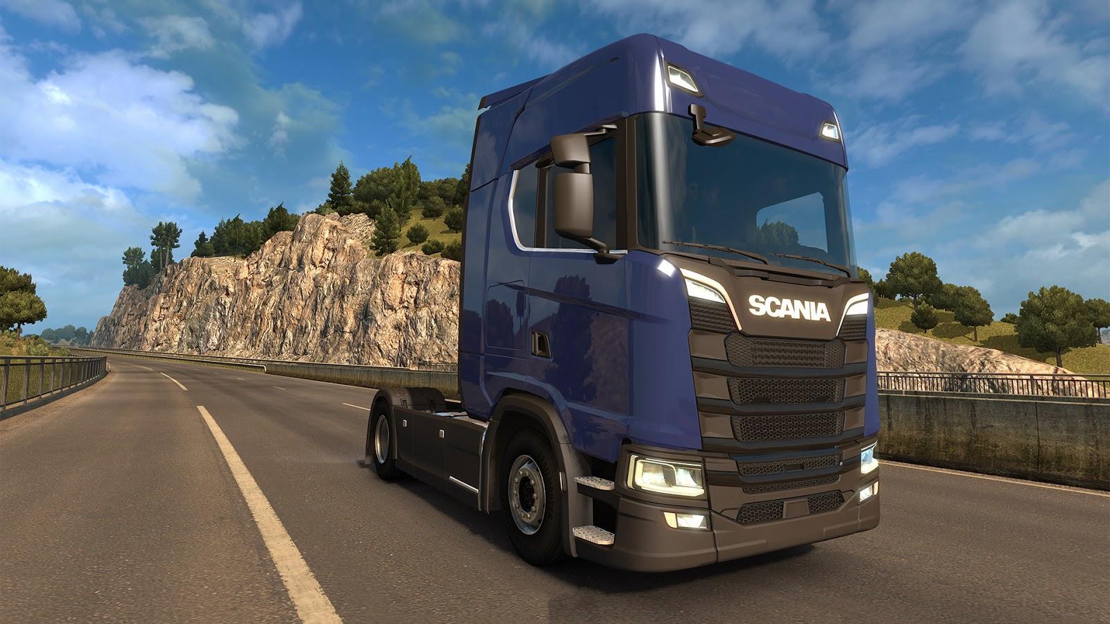 new scania r 2017 truck v1 0 mod ets2 mod. Black Bedroom Furniture Sets. Home Design Ideas