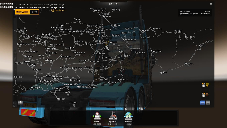 MOROZOV EXPRESS MAP MOD V ETS Mod - Portugal map euro truck simulator 2