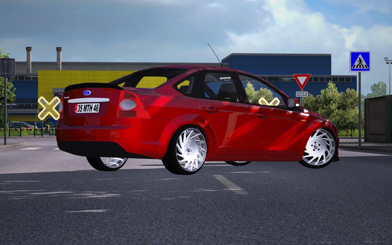 Ets Ford Mondeo Mod Car