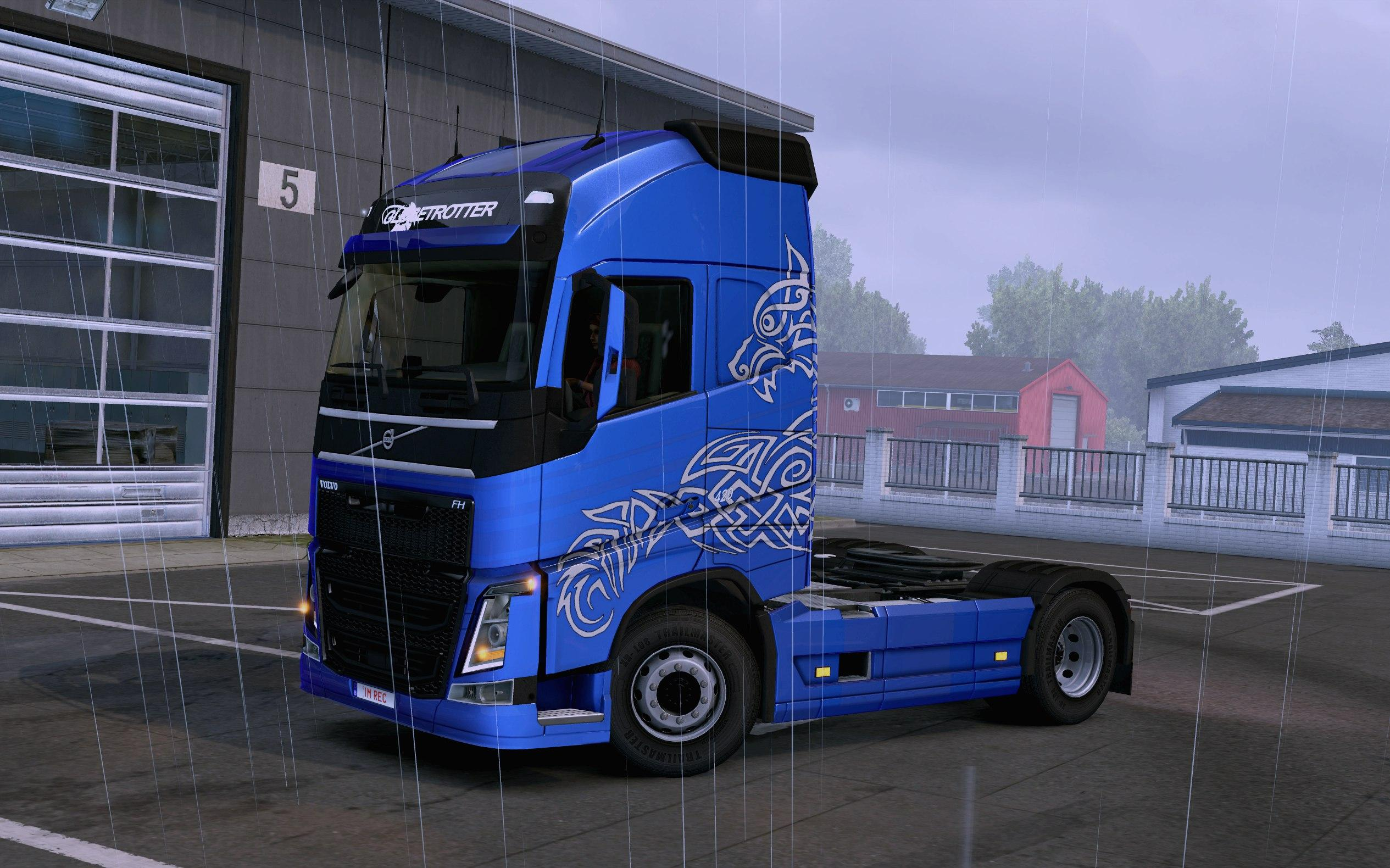 volvo american parts amtrucks simulator cars vnl for truck