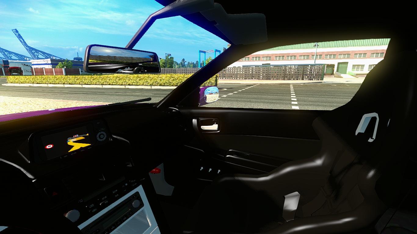 Nissan Skyline Gtr R34 V2 0 Improved 1 27 X Car Mod Ets2 Mod