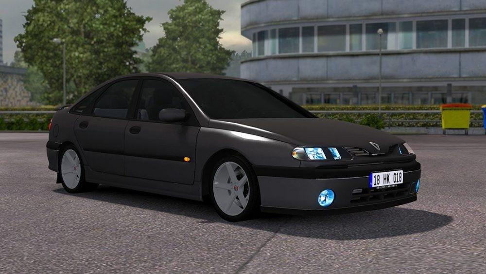 renault laguna v1 0 car mod ets2 mod. Black Bedroom Furniture Sets. Home Design Ideas