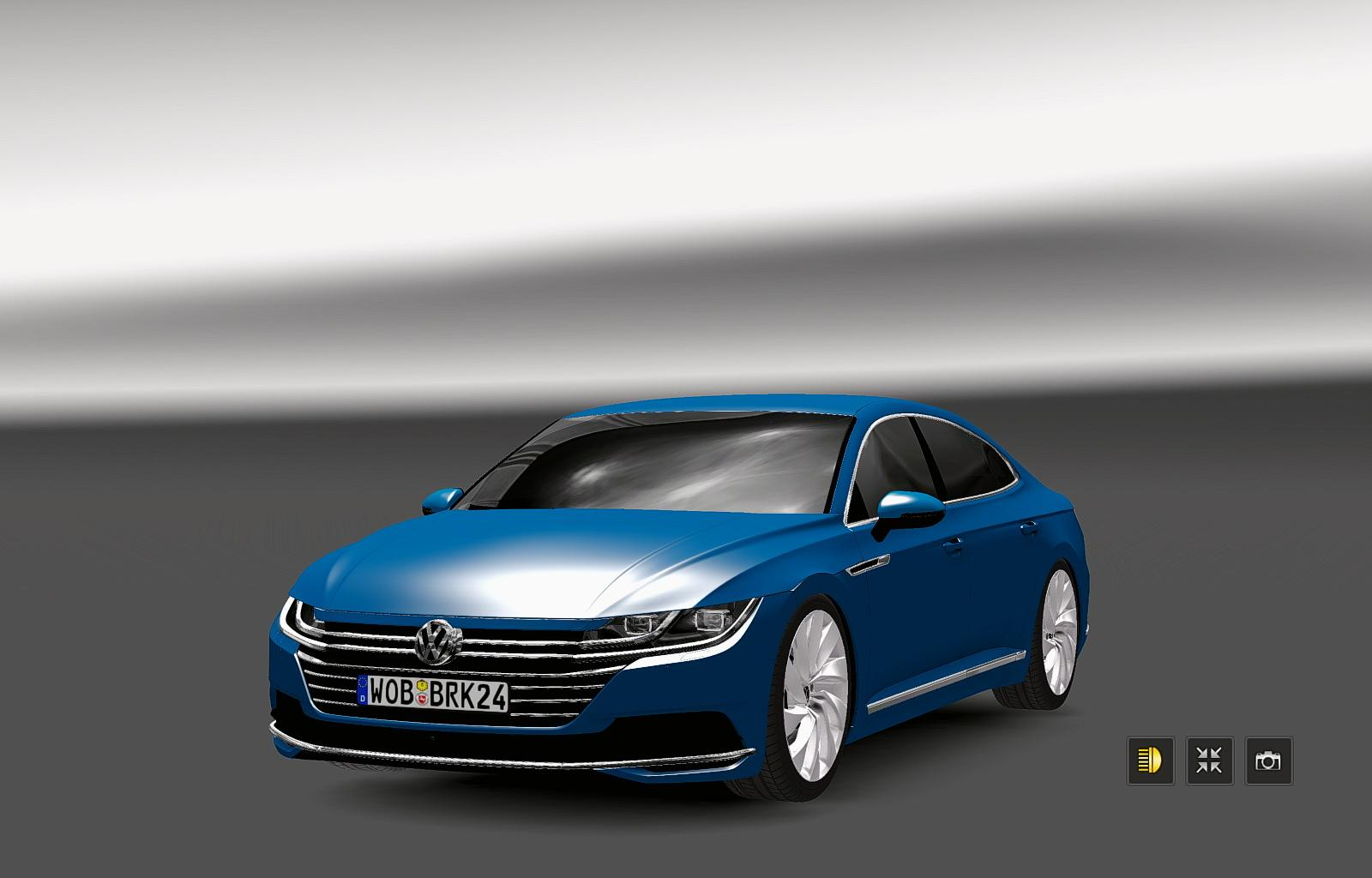 2013 volkswagen passat cc 2018 arteon car mod. Black Bedroom Furniture Sets. Home Design Ideas