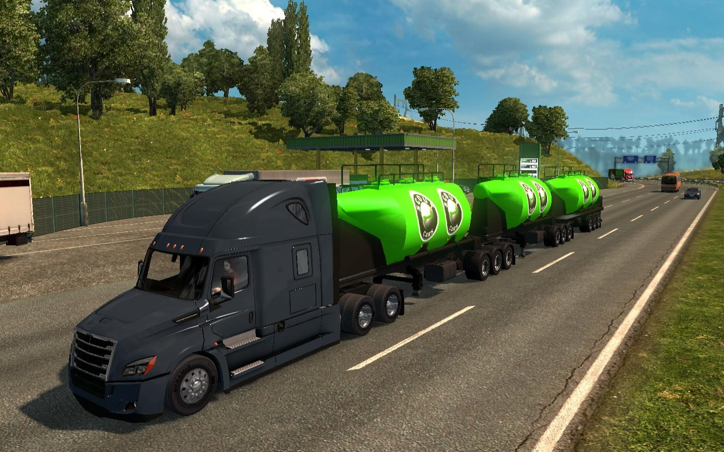 how to get triple trailers in ats