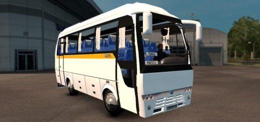 IVECO DAILY V1R10 1 35 BUS - ETS2 Mod