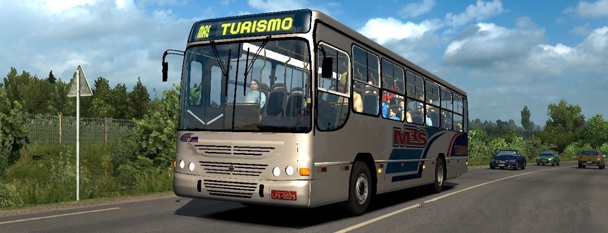 MARCOPOLO TORINO GVI V1.1 BUS MOD - ETS2 Mod