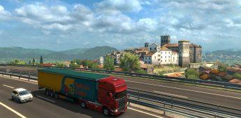 Euro Truck Simulator 2 – Italia DLC (1)