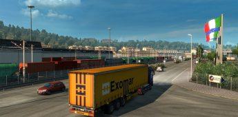 Euro Truck Simulator 2 – Italia DLC (5)