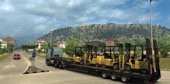 Euro Truck Simulator 2 – Italia DLC (6)