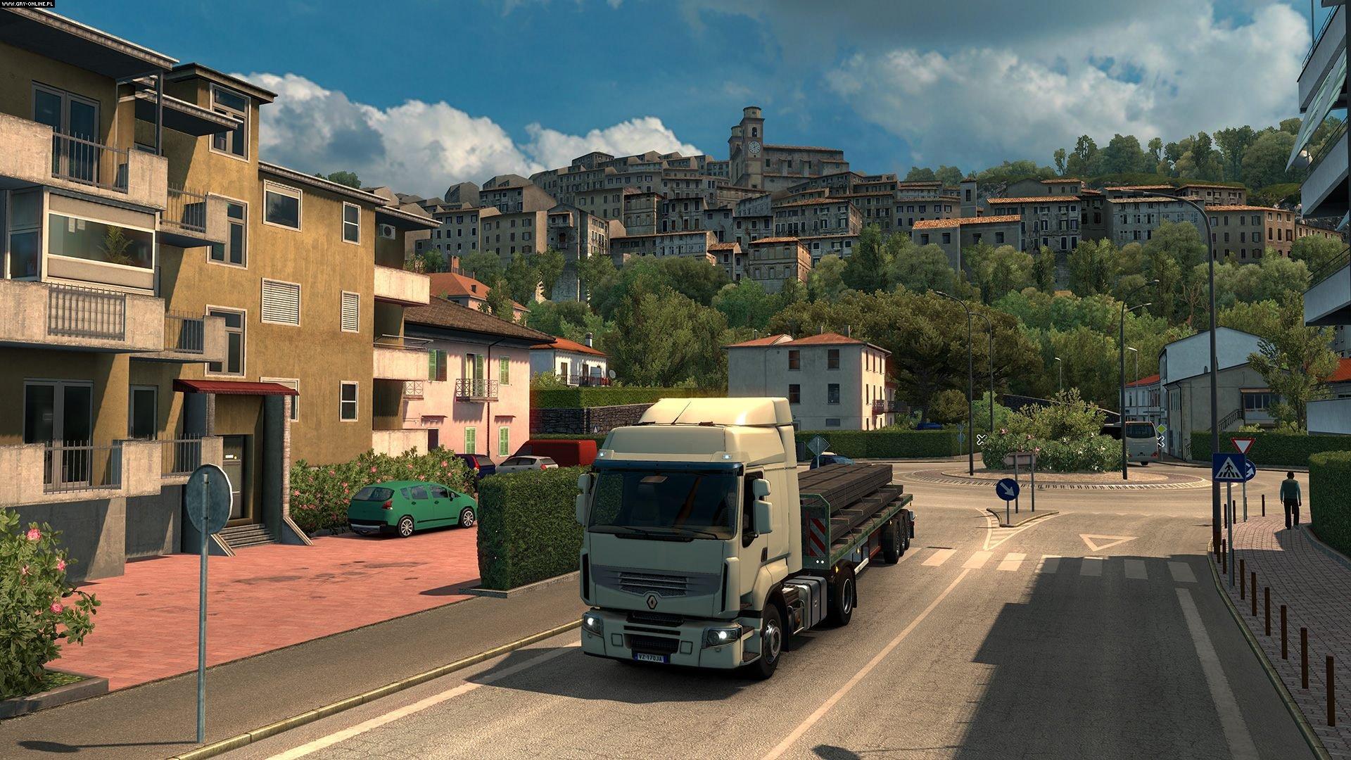 Euro Truck Simulator 2 - Italia DLC - ETS2 Mod