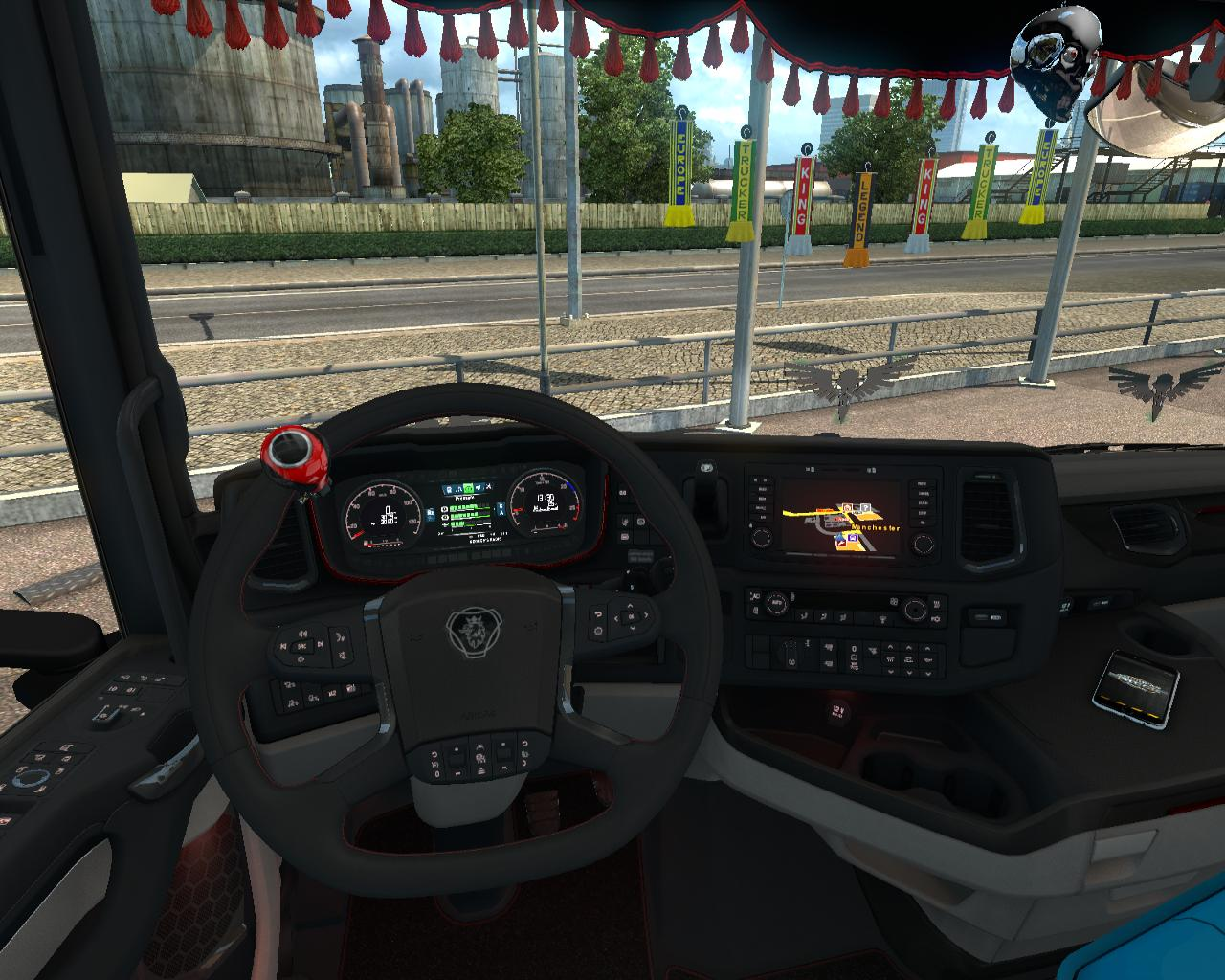 Dashboard Ets2