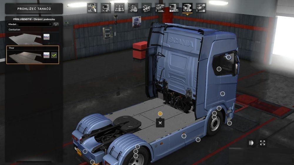 Scania R S 2016 Mighty Griffin V1 1 Tuning Mod Ets2 Mod
