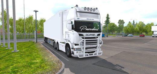 P8 Lightpack - ETS2 Mods | Euro Truck Simulator 2 P8 Lightpack Mods