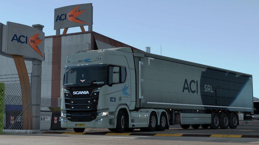 Scs Original Company Truck Skins 1 28 1 30 Ets2 Ets2 Mod