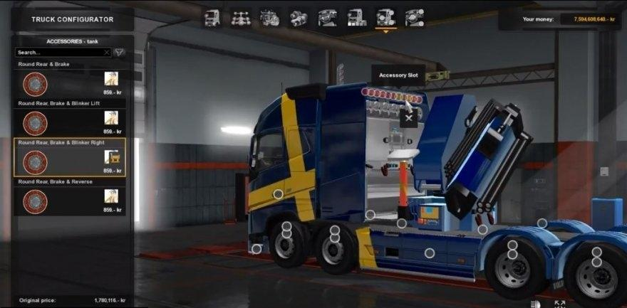 Volvo Fh 2013 Special Transport 1 30 X Truck Mod Ets2 Mod