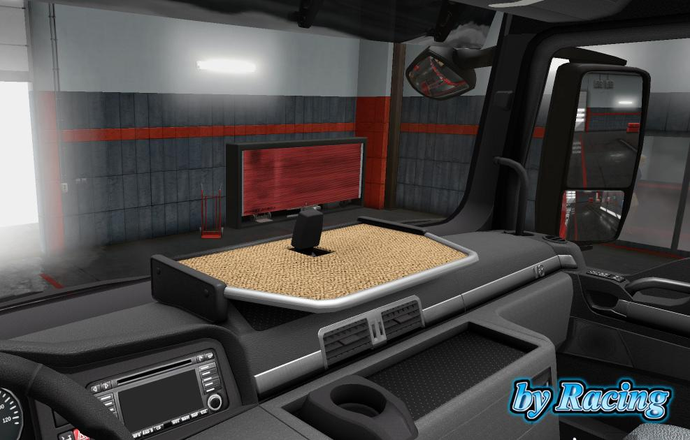 Truck Tables By Racing 1 30 Tuning Mod Ets2 Mod