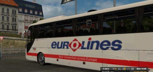 TRUCK EUROLINES BUS 2012 SIMULATOR EURO TÉLÉCHARGER