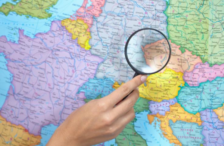 STUDY MAPS FOR EURO TRUCK SIMULATOR 2 V1 0 MOD - ETS2 Mod