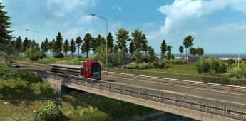 Euro Truck Simulator 2 – Beyond the Baltic Sea DLC (1)