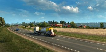 Euro Truck Simulator 2 – Beyond the Baltic Sea DLC (10)
