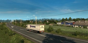 Euro Truck Simulator 2 – Beyond the Baltic Sea DLC (12)