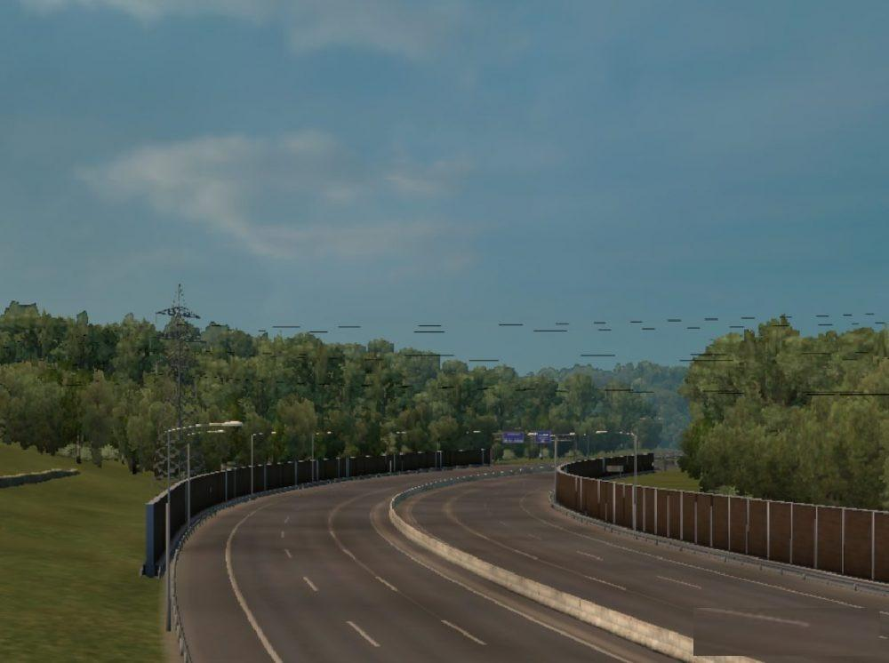the uk improvement project v11 map mod ets2 mods