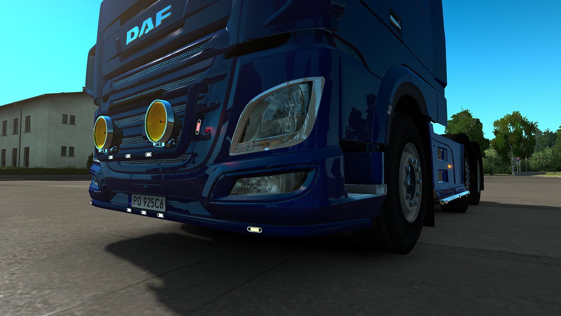 Led Strobe Lights For Trucks >> ETS/ATS BOREMAN LED MARKER LIGHTS V1.3 TUNING MOD - ETS2 Mod
