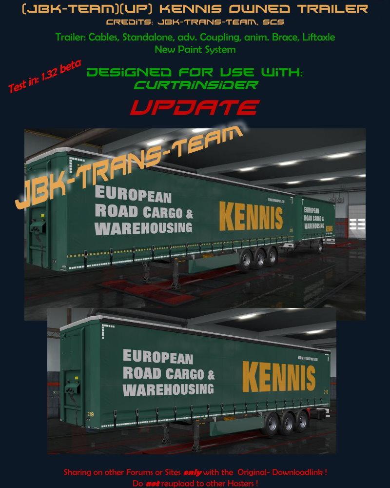 JBK-TRANS-TEAM] [UP] JBK KENNIS OWNED TRAILER V2 0 ETS2