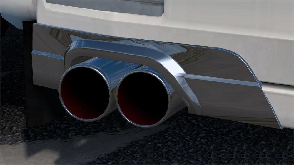 reworked stock open pipe sound 1 31 1 32 ets2 ets2 mod