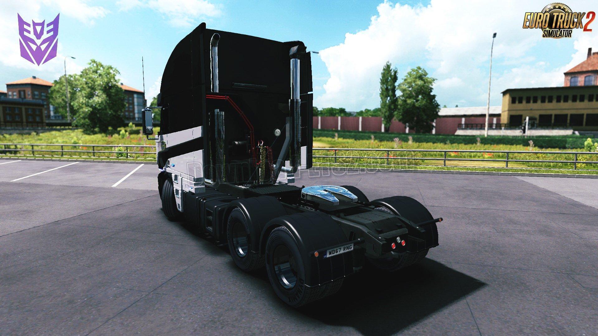 Transformer 4 Galvatron Truck