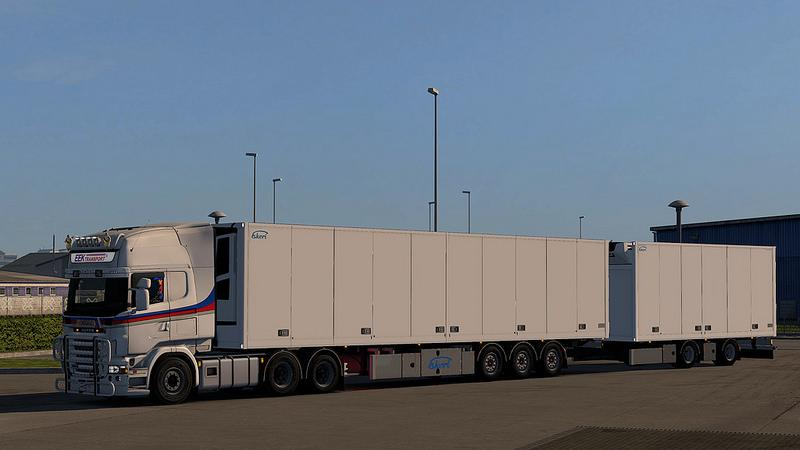 EKERI TRAILERS BY KAST V2 0 (OWNABLE TRAILERS) ETS2 - ETS2 Mod