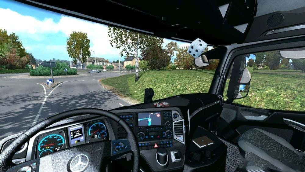 BEST REALISTIC GRAPHIC RESHADE MOD 1 32 X ETS2 - ETS2 Mod