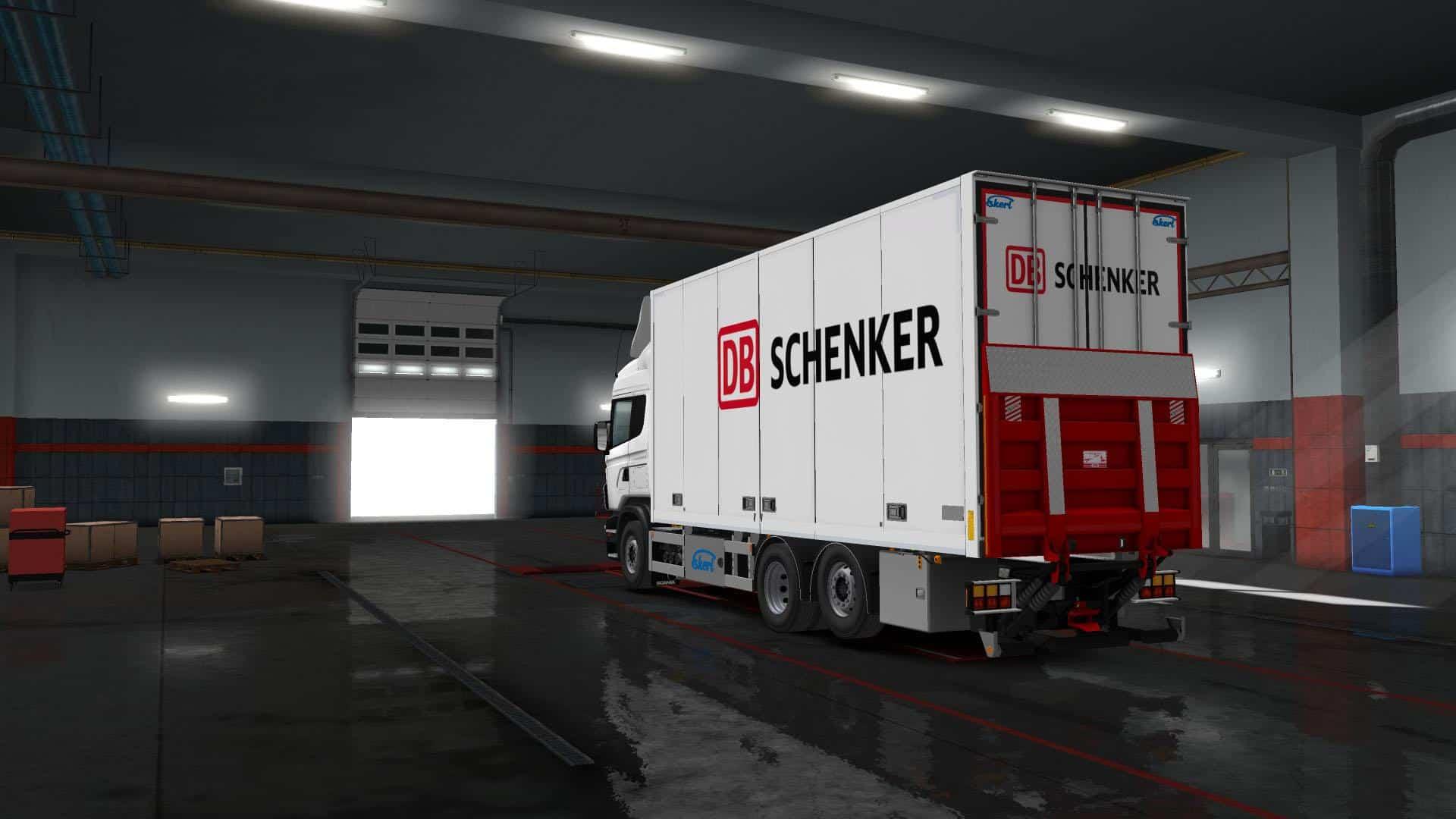 Db Schenker Aktie