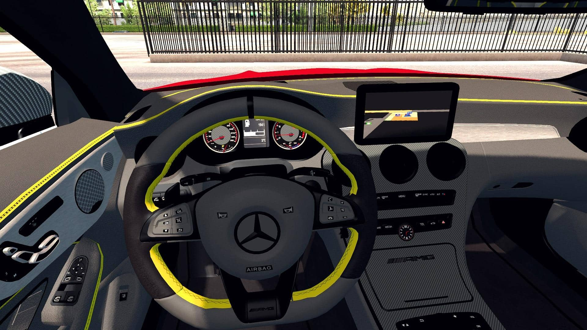 Dealer Fix For Mercedes Benz C63s Amg Coupe 1 33 Car Mod