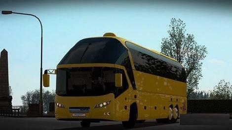 NEOPLAN STARLINER EURO 5 V1 0 BUS MOD - ETS2 Mod