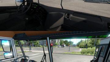 SEAT ADJUSTMENT NO LIMITS V2 1 INTERIOR MOD - ETS2 Mod
