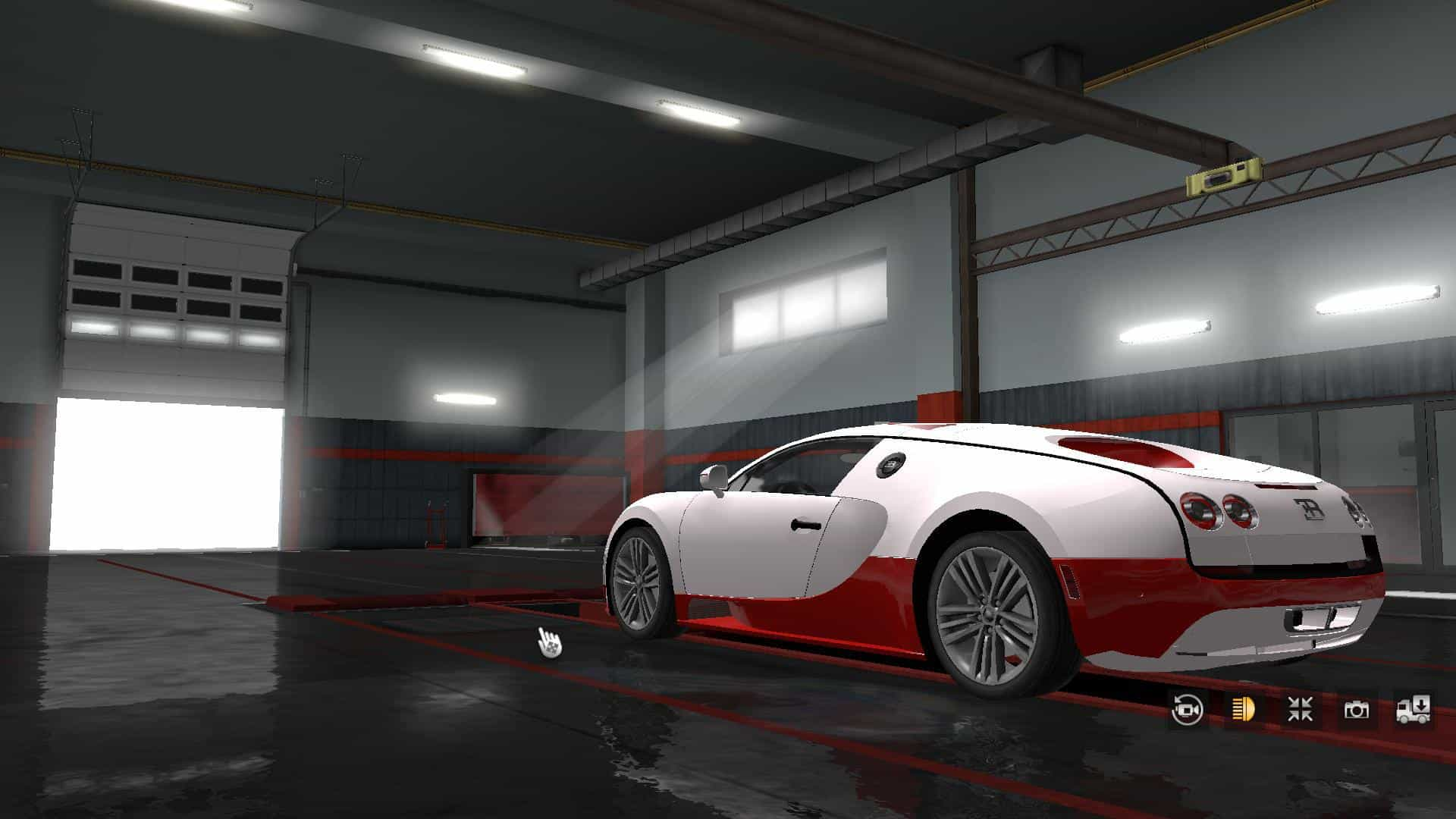 sportcar bugatti veyron v2 0 car mod